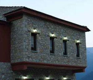Traditional Archontiko Vigla,Pira,Trikala,Thessalia,Winter Resort,greece