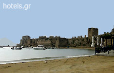 Messenien - Methoni