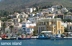 samos island hotels and apartments greek islands greece