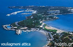 vouliagmeni hotels and apartments central greece