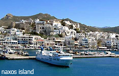 naxos island hotels and apartments greek islands greece