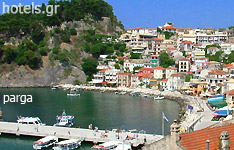 parga hotels and apartments north greece