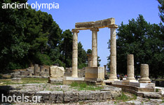 ancient olympia hotels and apartments peloponissos greece