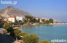 xylokastron hotels and apartments peloponissos greece