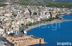 ierapetra hotels and apartments crete island greece