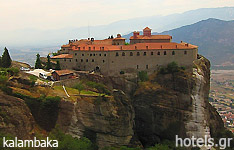 kalambaka hotels and apartments north greece
